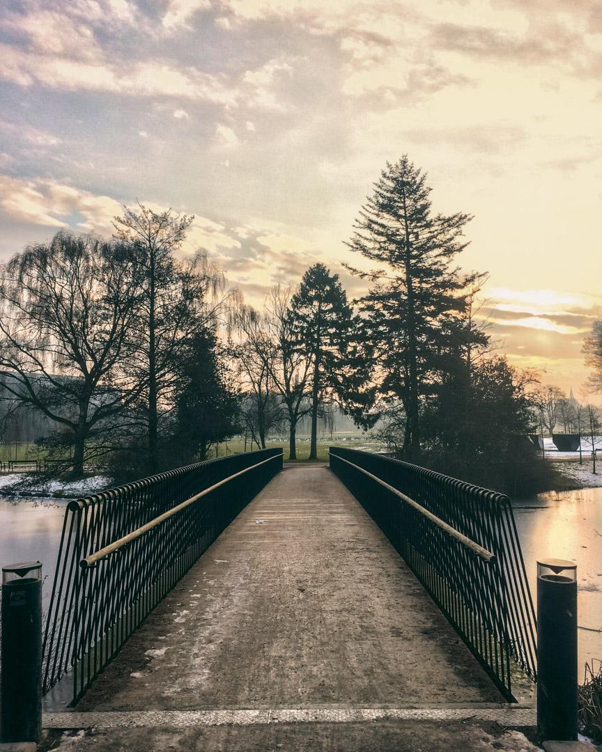 Fælledparken på Østerbro
