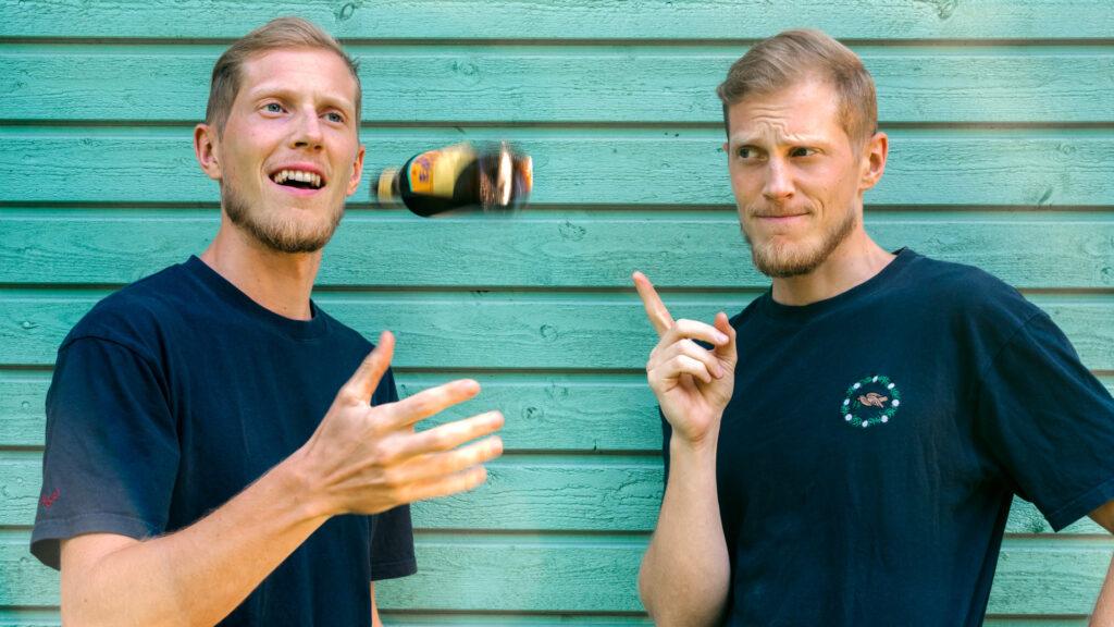 <em>Video:</em> Er alkohol virkelig så farligt?