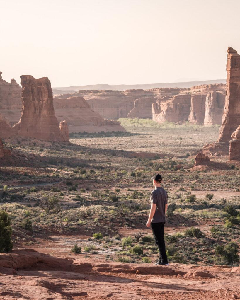 Standard view i Utah