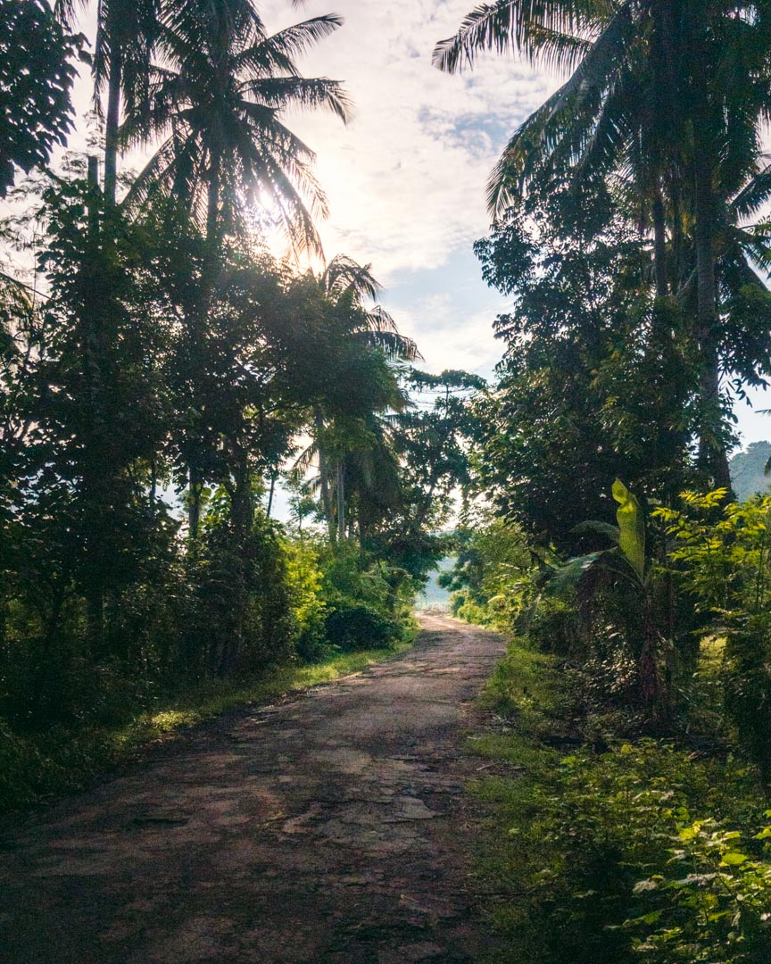 Løb på Lombok