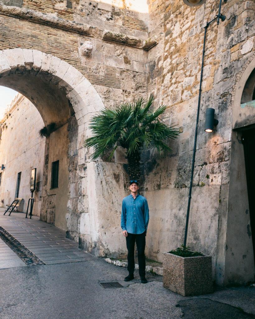 Palme i Cagliari
