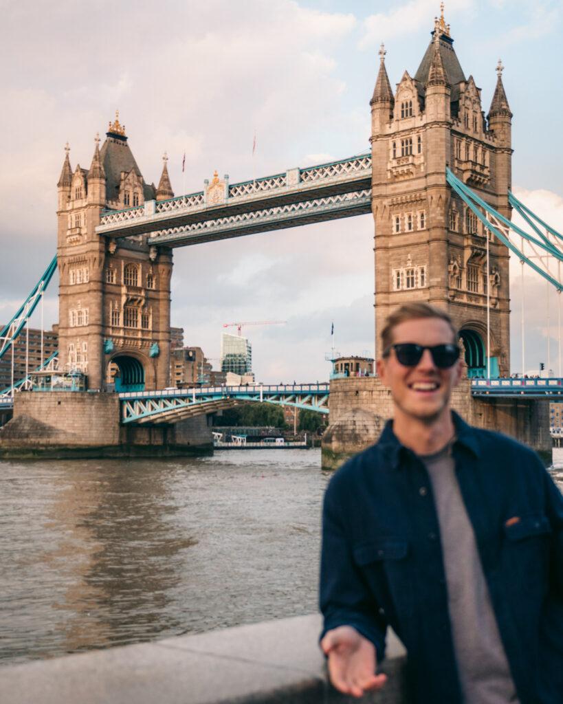 Tower Bridge og andre hits